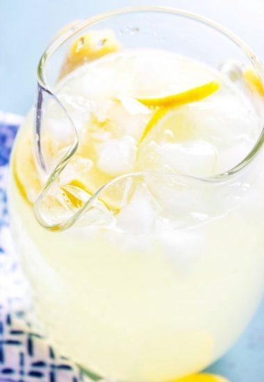 Best Ever Lemonade