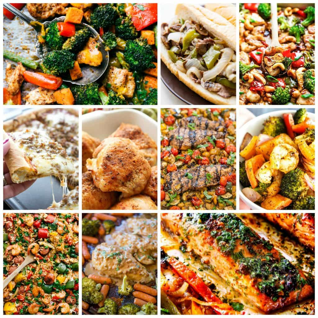 best sheet pan dinner recipes a dash of sanity