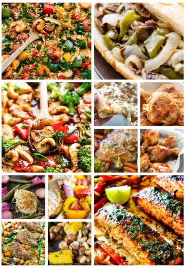 Best Sheet Pan Dinner Recipes