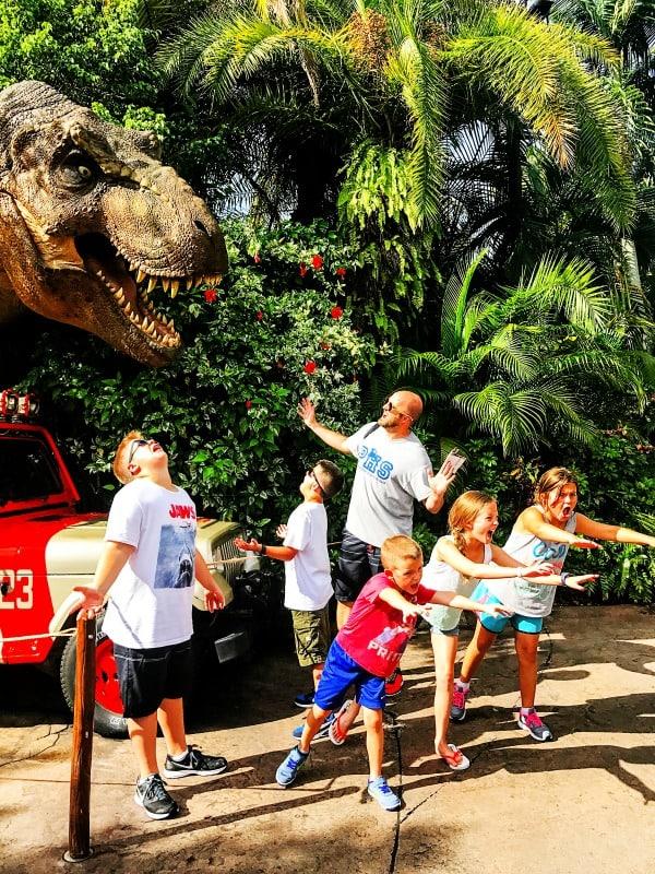 Jurassic Park Universal Studios
