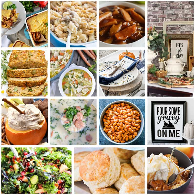 Best ever comfort food recipes a dash of sanity well these best comfort food recipes are just perfect to share today because with it being the first of september it is now officially fall forumfinder Image collections