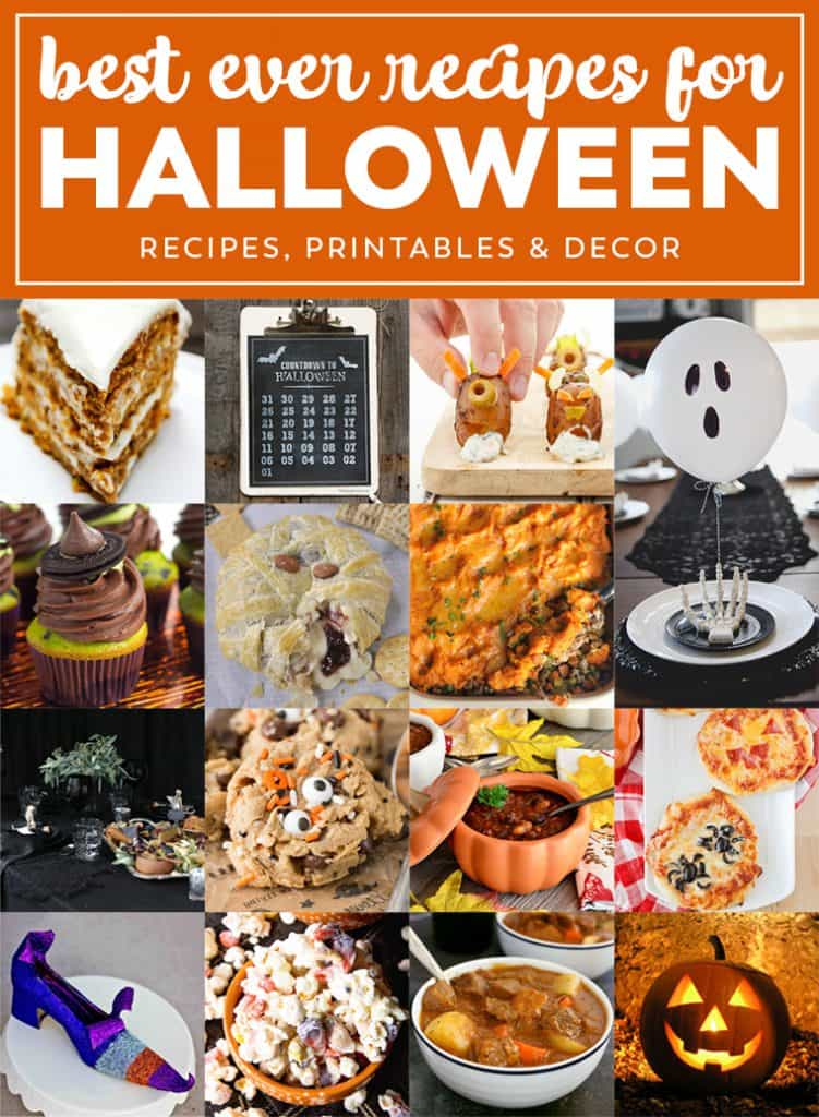 This collection of the BEST COLLECTION FOR HALLOWEEN gives you everything. From a little fright to a delicious bite, we have you covered.