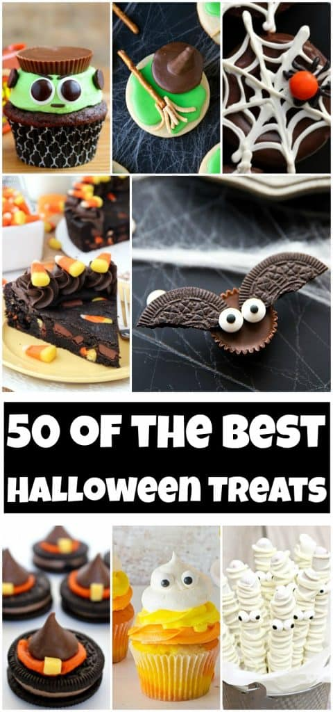 best halloween treats that you can make at home