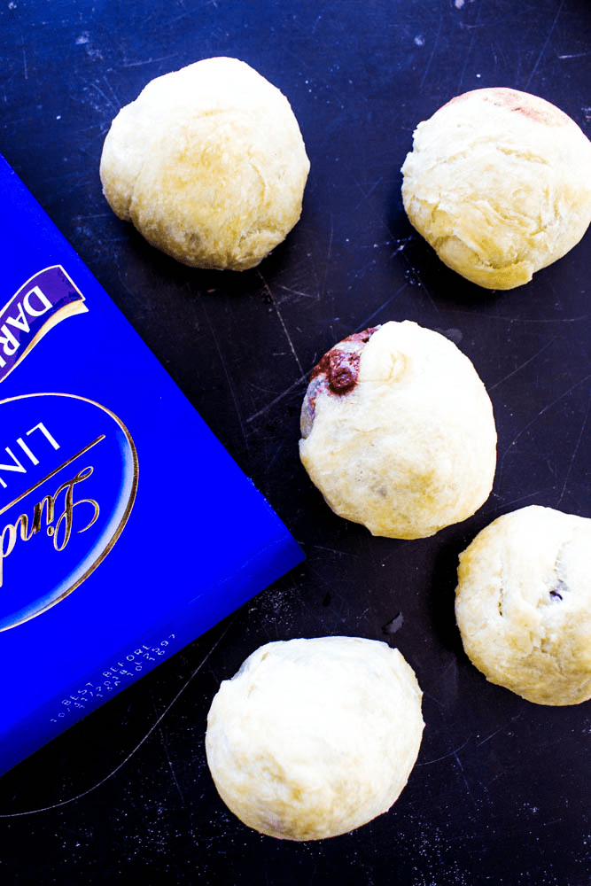This recipe for 2-Ingredient Pain Au Chocolat is simple, easy and delicious. Soon you will be eating this classic pastry fresh from your oven.