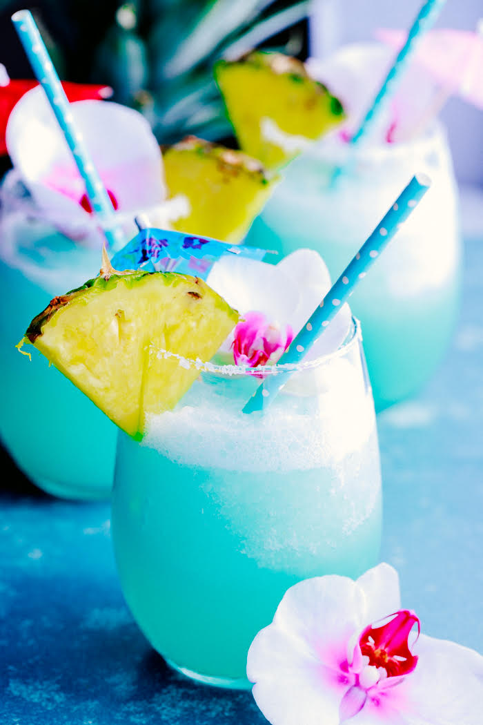 Island Cocktail/Mocktail