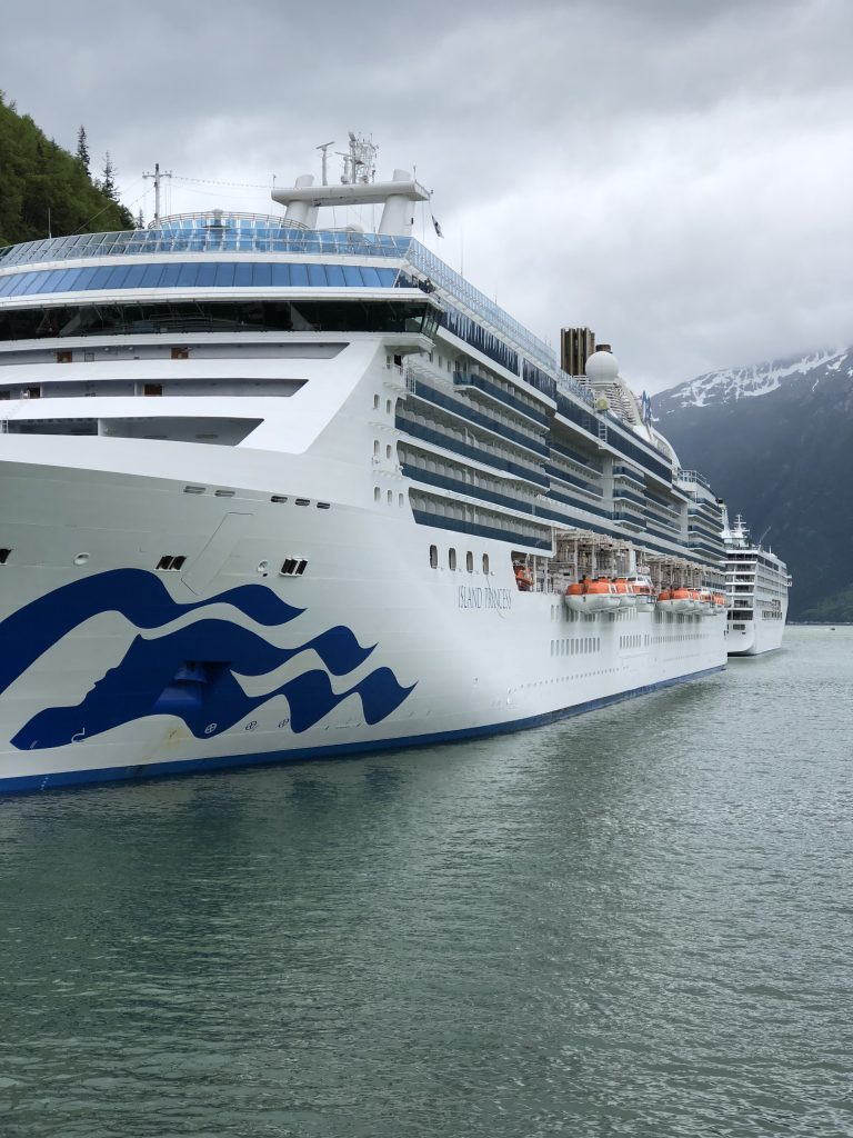 Alaska Princess Cruise - what to pack