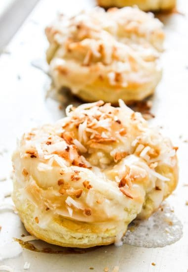 Coconut Knots