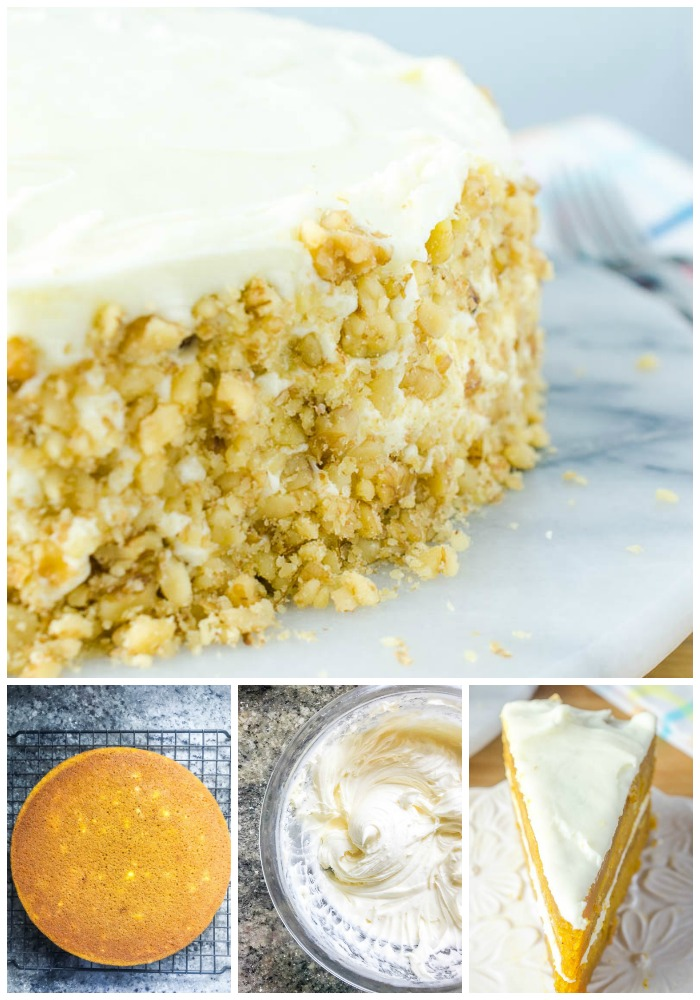 best ever carrot cake with step by step directions