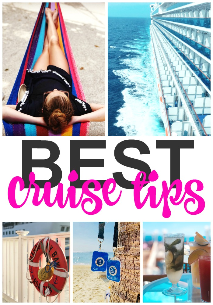 Whether cruising for the first time or not, these Best 5 Cruise Tips will ensure the ultimate vacation of relaxation while saving money along the way.