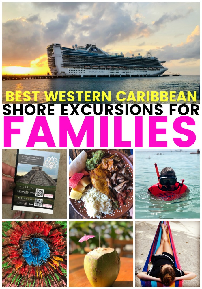 Best Western Caribbean Shore Excursions for families. Choosing the right shore excursion is essential to creating lasting memories & the ultimate getaway.